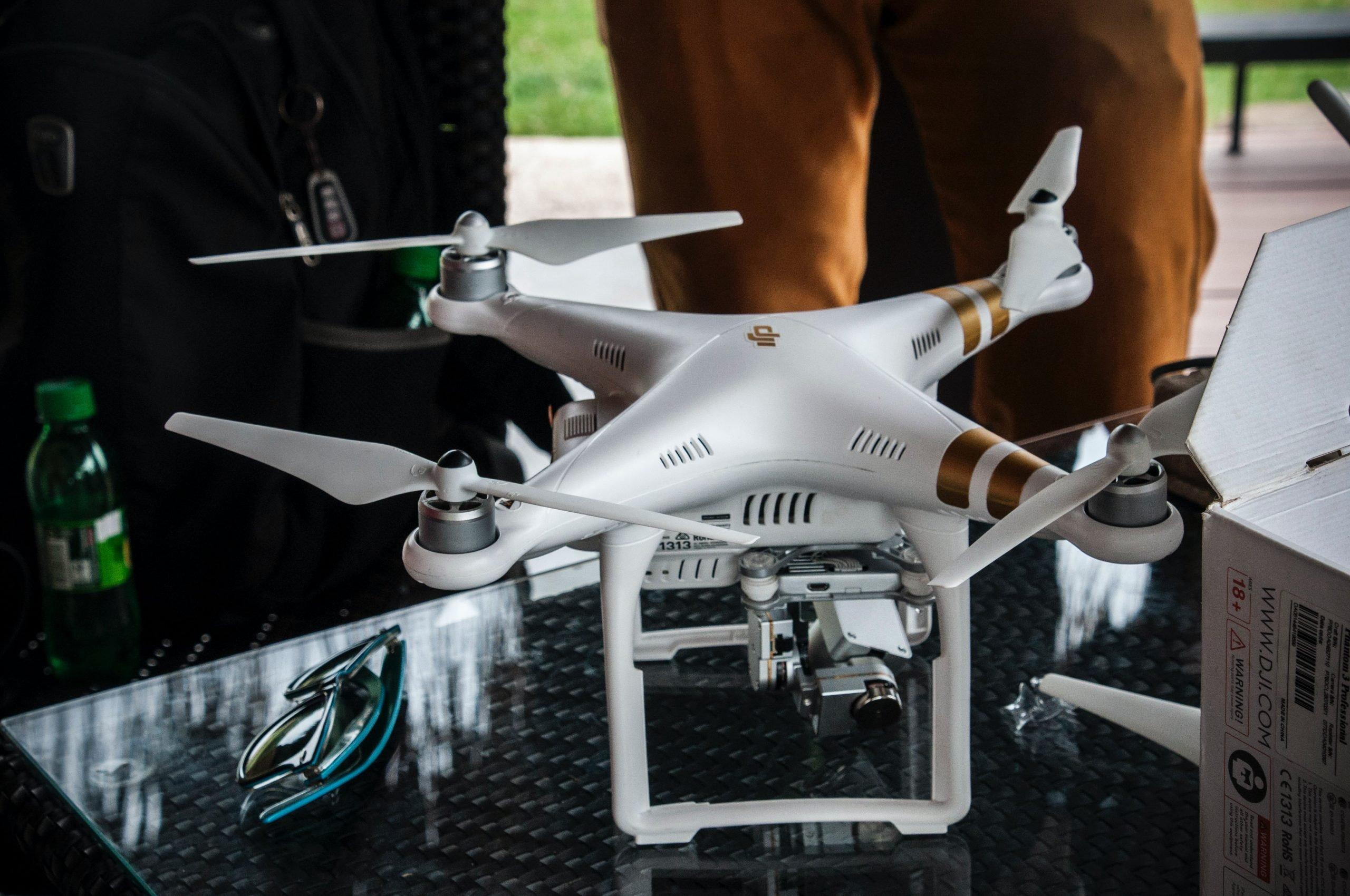 RPAS Centre Drone Andres Prieto